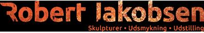 Robert Jakobsen skulptur Logo